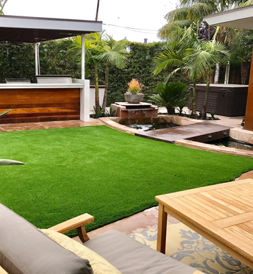 Artificial Grass and Turf Installation